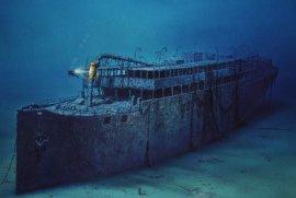 potápění Baron Gautsch