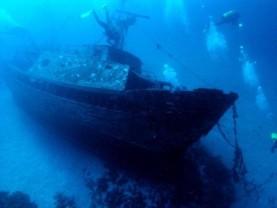 potápění Fortunal
