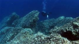potápění Greben Štit