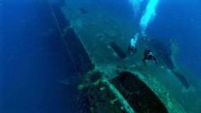 potápění Kaiser Franz Josef