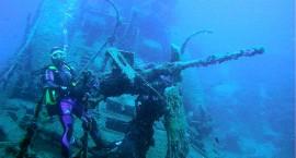 potápění S-57 Žuljana