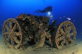 potápění Taranto