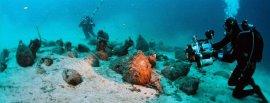 potápění Torpédová loď Giuseppe Dezza TA 35