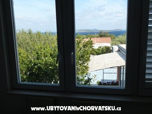 Apartmanok Bilokapić - Primošten Horvátország