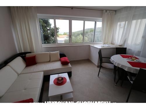 Apartmány Bilokapić - Primošten Chorvátsko