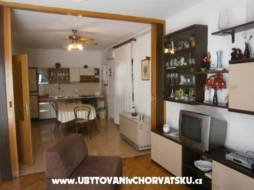 Apartmány Mare - Primošten Chorvatsko