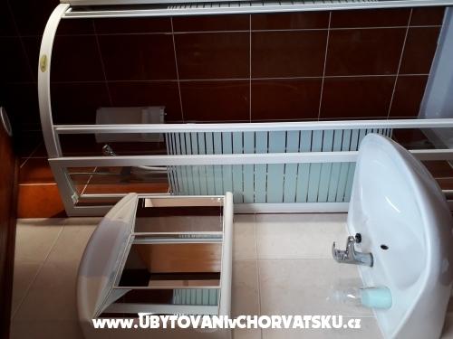 Apartmány Natalija i Ante - Primošten Chorvátsko