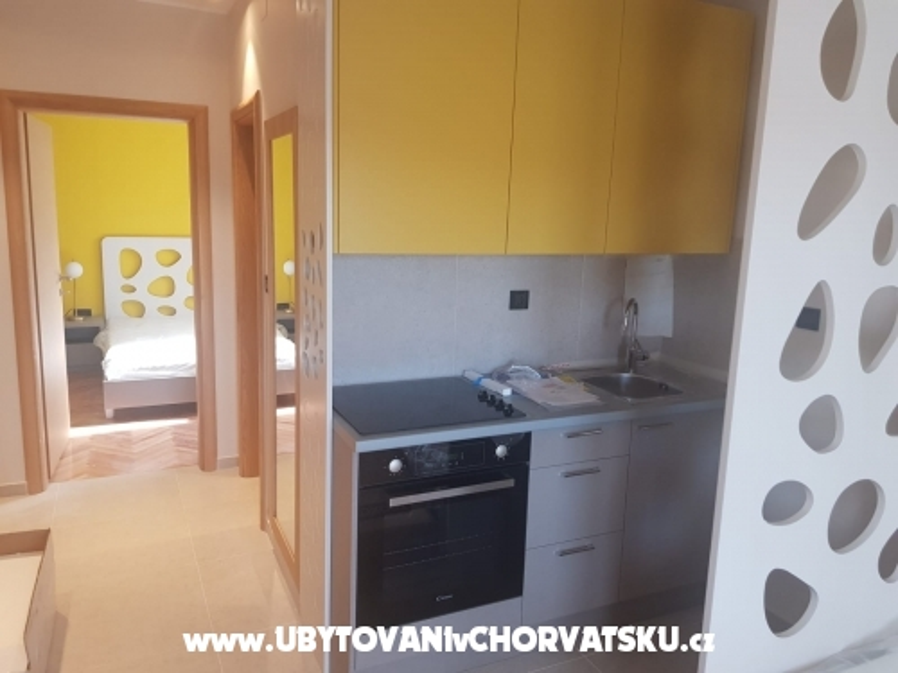 Apartmány Gulin - Primošten Chorvátsko