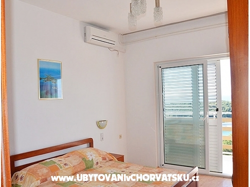 Apartmány Mirja - Primošten Chorvatsko