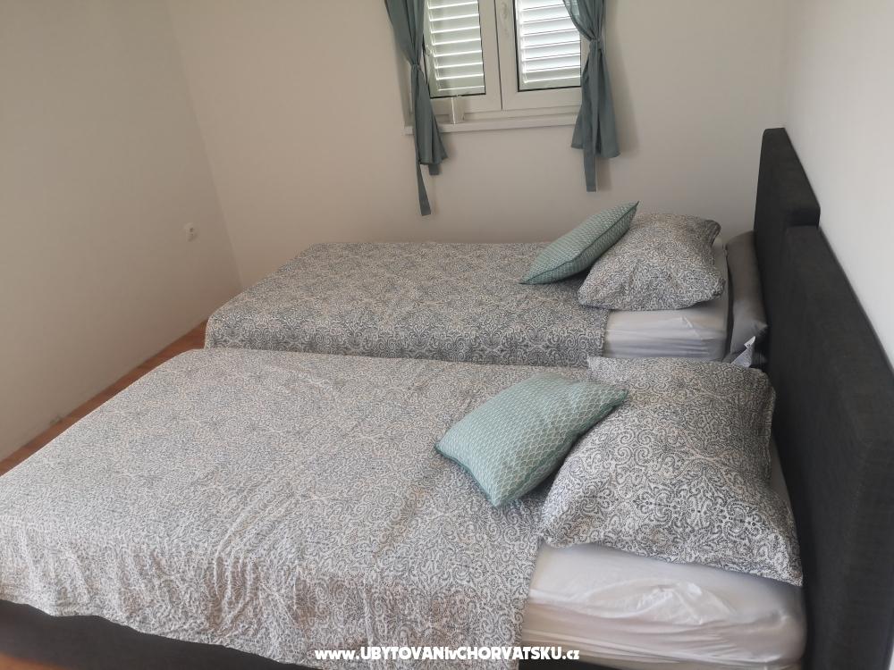 Appartements 10 metara od mora - Primošten Croatie