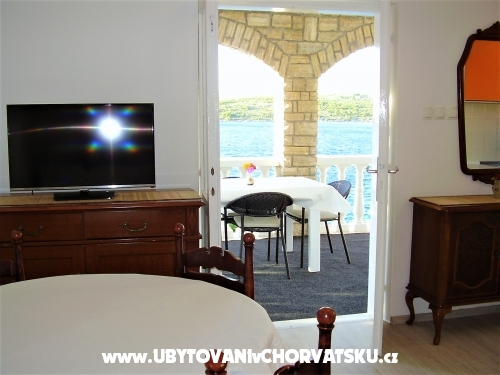 Apartmány Martin - Primošten Chorvatsko