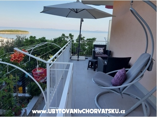 Apartments Mili�a - Primo�ten Croatia