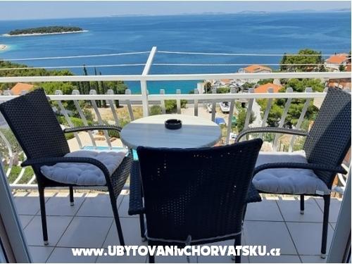 Appartements Miliša - Primošten Croatie