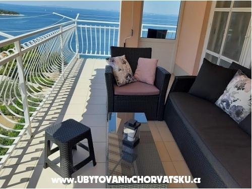 Apartmaji Miliša - Primošten Hrvaška