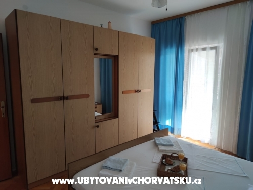 Apartmány Peran - Primošten Chorvátsko