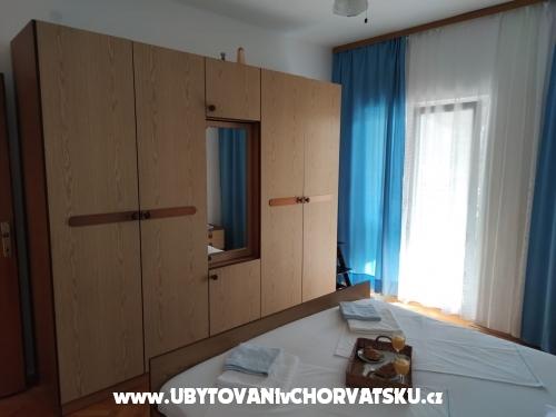 Apartmány Peran - Primošten Chorvatsko