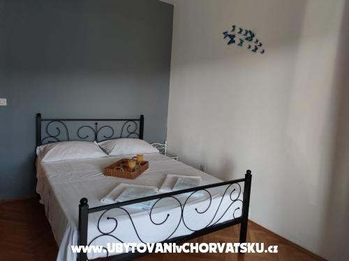Apartmaji  ToJo - Primošten Hrvaška