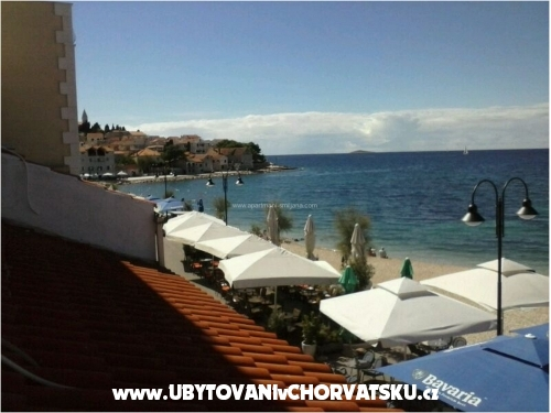 Appartements Smiljana - Primo�ten Kroatien