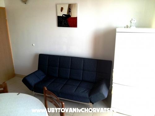 Apartmány Svirčić - Primošten Chorvátsko