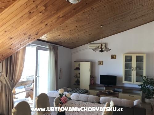 Apartmán Santa-Marina - Primošten Chorvátsko