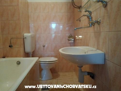 Apartmány Dům Perkov - Primošten Chorvatsko