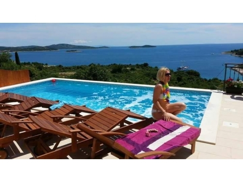апартаменты Panorama - Primo�ten Хорватия