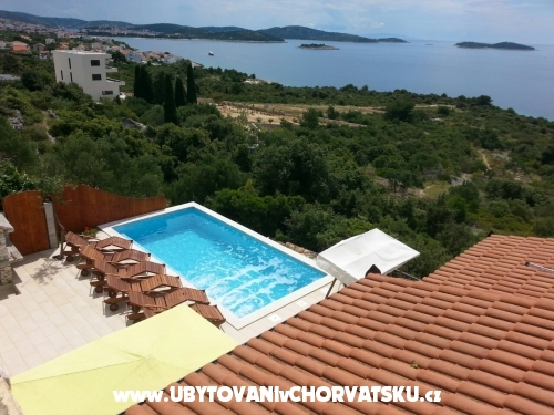 Apartm�ny Panorama - Primo�ten Chorvatsko