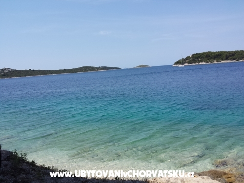 Appartements Panorama - Primošten Croatie