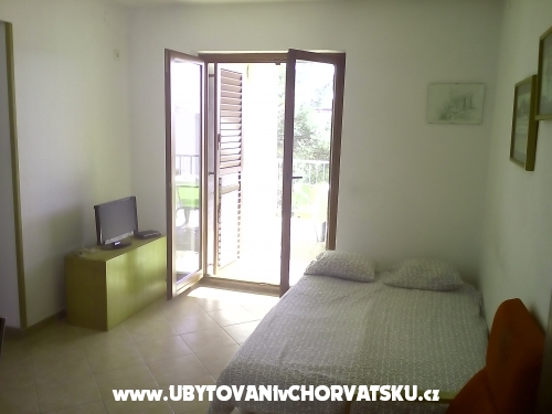 Primosten Apartmány Rest place - Primošten Chorvatsko