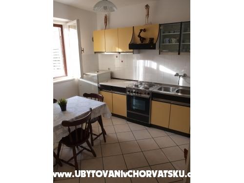 Apartmány Zuban - Primošten Chorvatsko