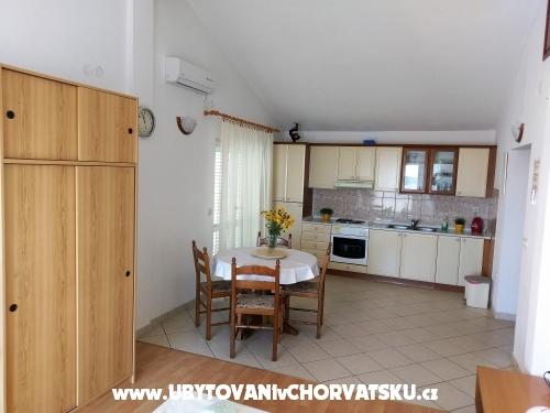 Apartmanok Zuban - Primošten Horvátország