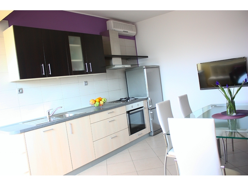 Holiday Appartement Danica Greba�tica - Primo�ten Croatie