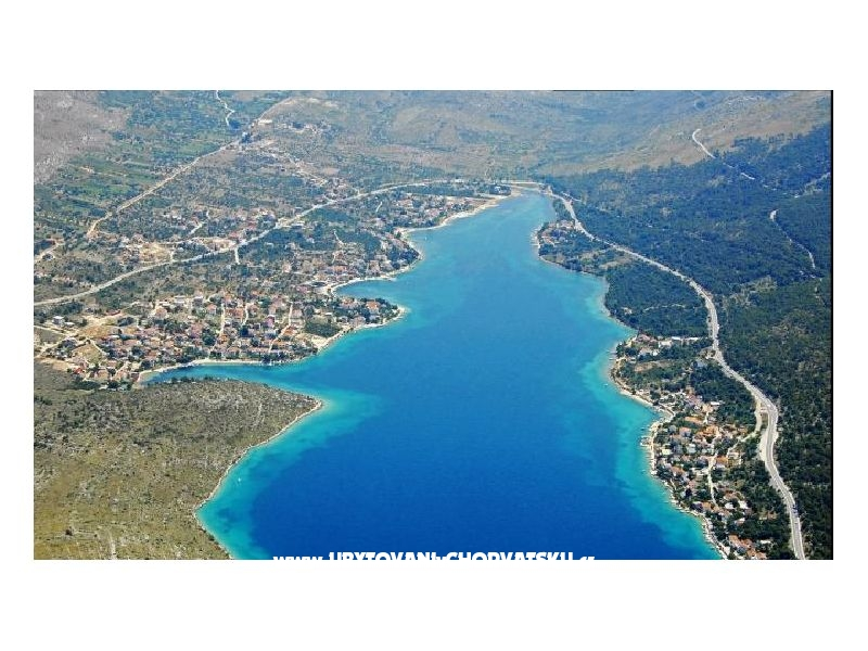Tinka Apartments Primosten Croatia Grebastica Accommodation