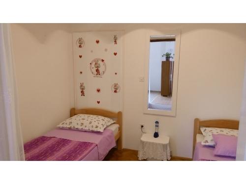 Tinka Apartmány - Primošten Chorvatsko
