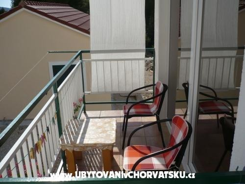 Tinka Apartmány - Primošten Chorvátsko
