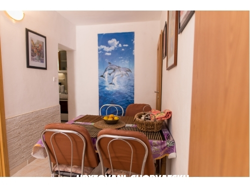 Villa Polajner Appartements - Primošten Croatie