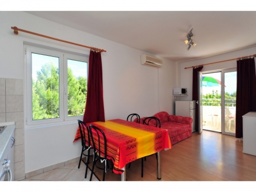 Albicia apartments - Privlaka Croatia