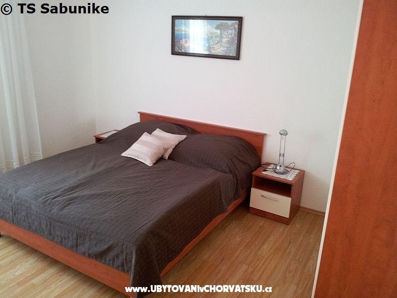 Апартамент Kobas - Привлака Хорватия