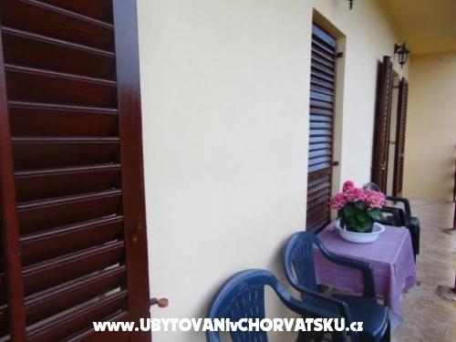 Apartmán Luka - Privlaka Chorvatsko