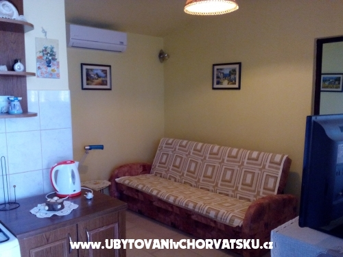 Appartement Topić - Privlaka Croatie
