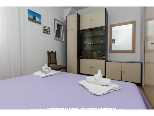 Appartements Blanka - Privlaka Croatie