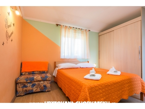 Appartements Blanka - Privlaka Kroatien