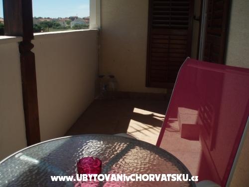 Apartmány Donata - Privlaka Chorvatsko