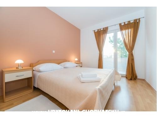Apartmány Dora - Privlaka Chorvatsko