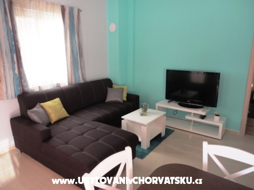 Appartements Dora - Privlaka Kroatien