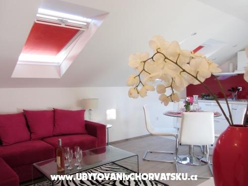 Apartmány Hrala - Privlaka Chorvátsko
