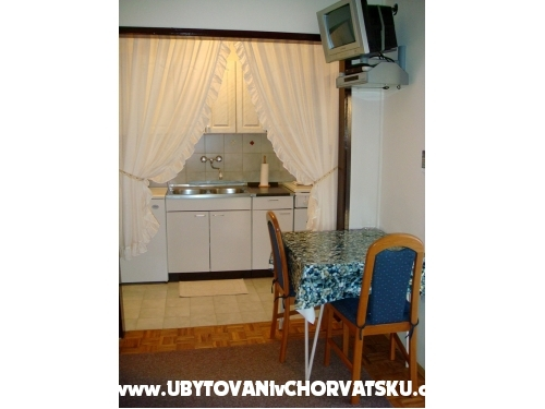 Appartements Ivana - Privlaka Kroatien