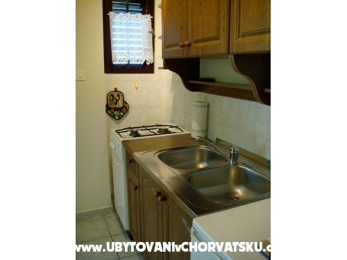 Appartements Ivana - Privlaka Croatie