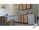 Appartements Ive - Privlaka Kroatien