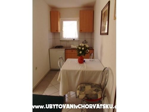 Apartmány Joza - Privlaka Chorvatsko
